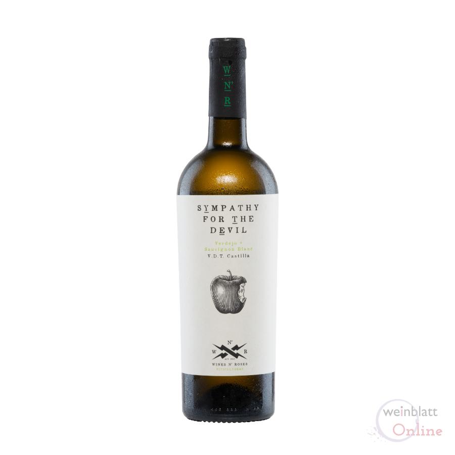 Sympathy for the devil, VDT, tr., Bioprodukt - Wines n´ roses