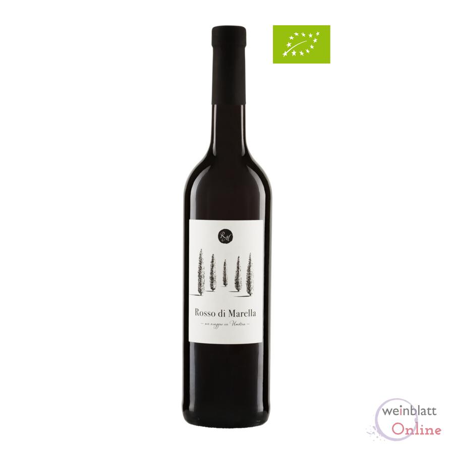 Rosso di Marella, 2019, tr., Bioprodukt - Podere Marella DE-ÖKO-001