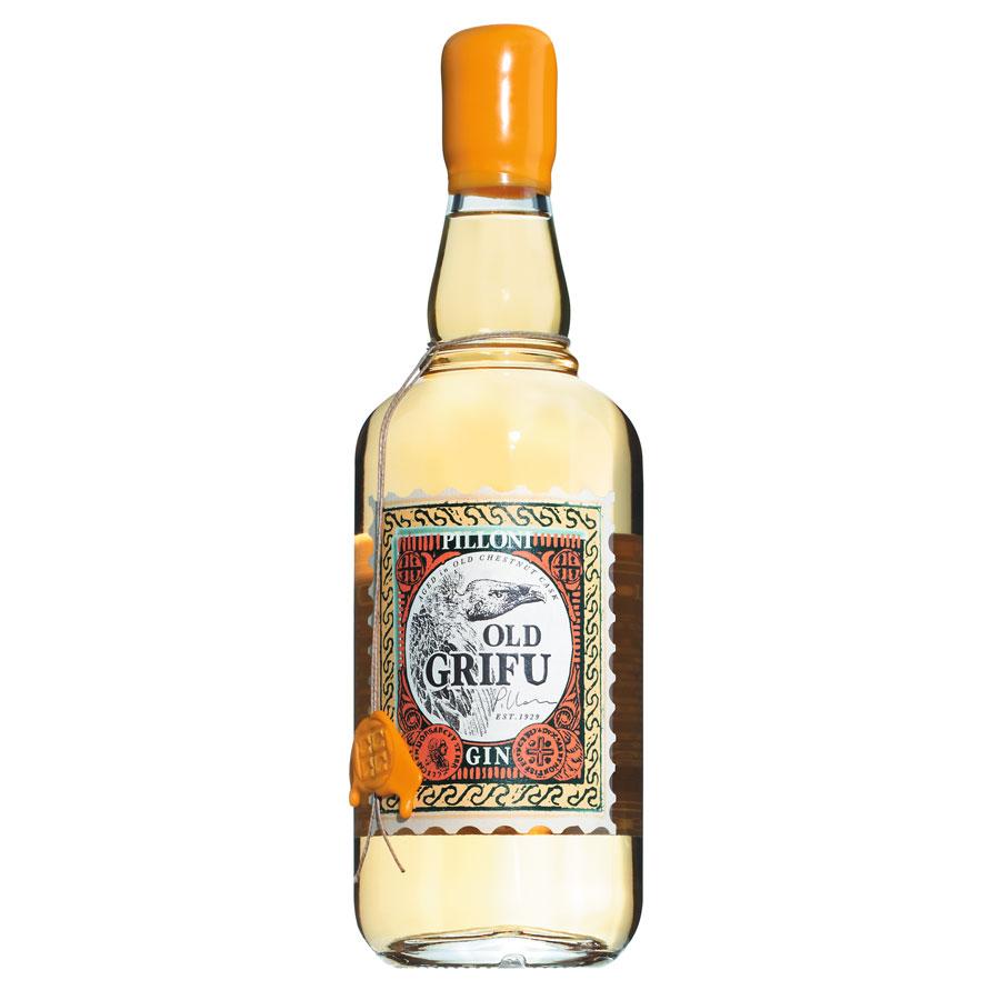 Gin Old Grifu, 42 %-vol, 0,70 L - Silvio Carta
