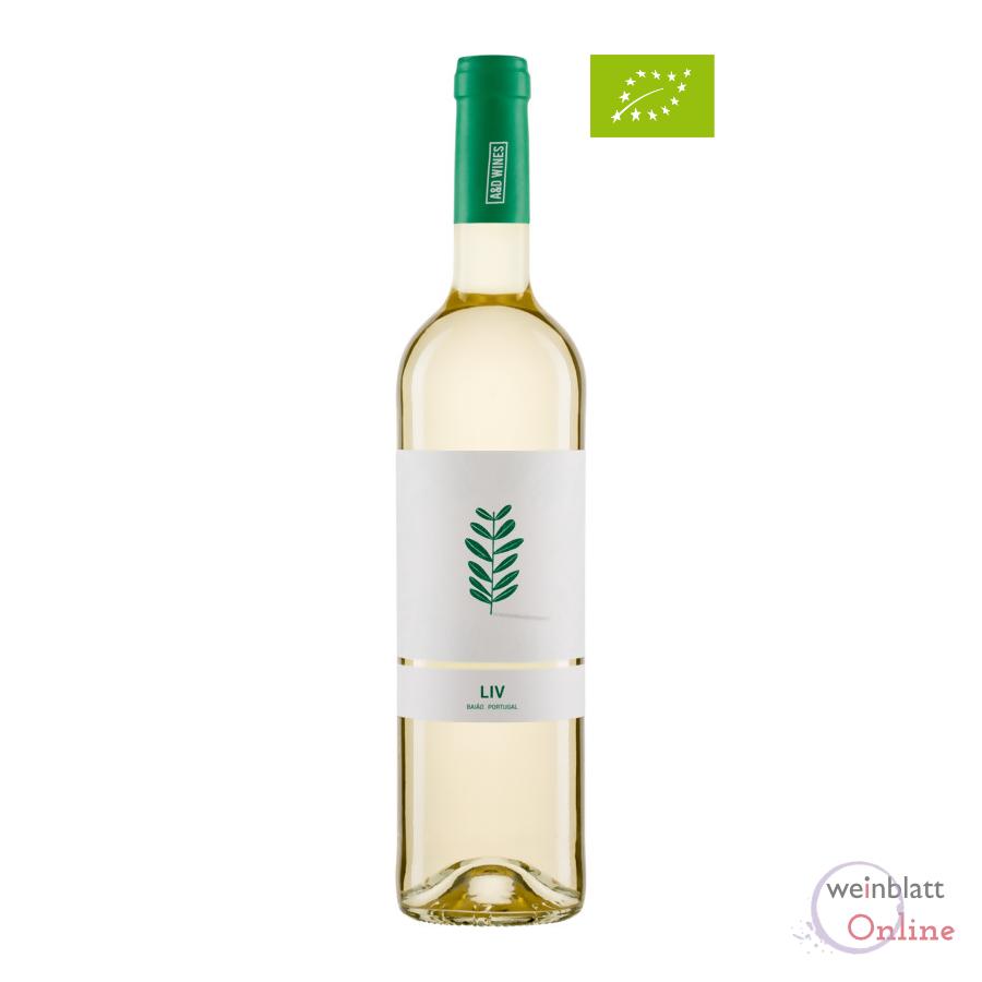"Vinho Verde ""LIV"", 2020, DOC, tr., Bioprodukt, vegan - A&D Wine - PT-BIO-03"