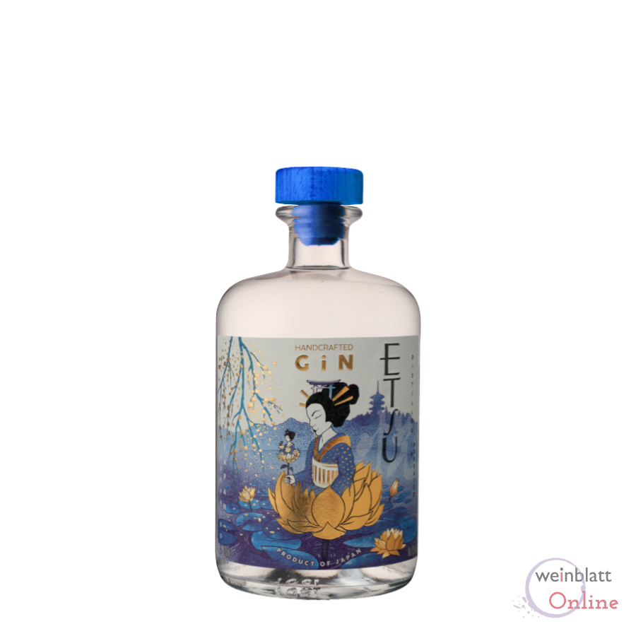 Gin Etsu, 0,70 L, 43 %-vol - BBC Wine and Spirit