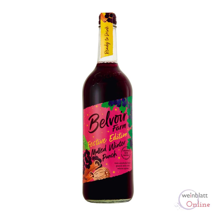 Mulled Winter Punch alkoholfrei - Belvoir